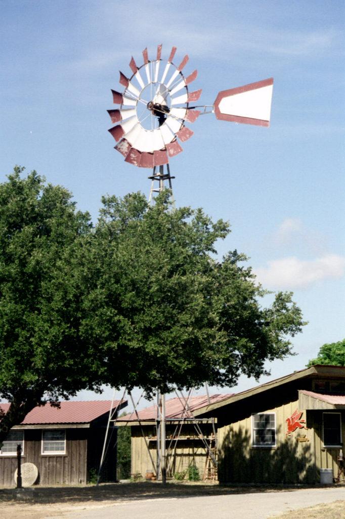 Storm Windmill & Workshop